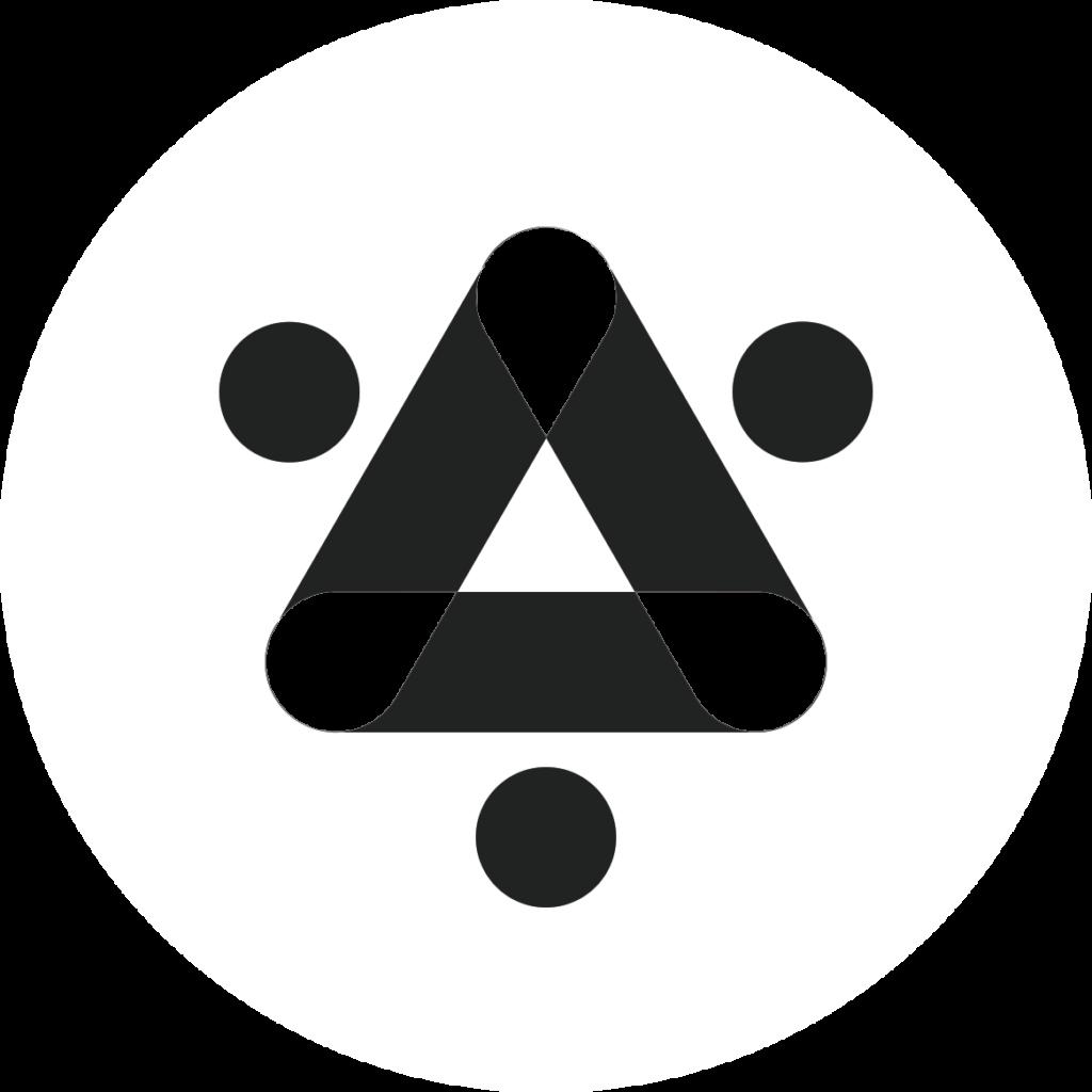 Logo #2 - solid - on orange