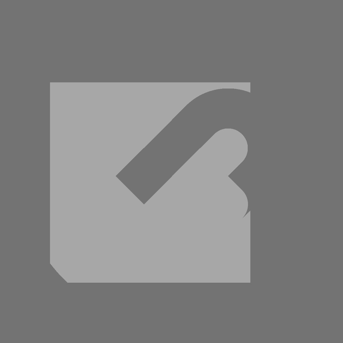 Logo #3 - lined